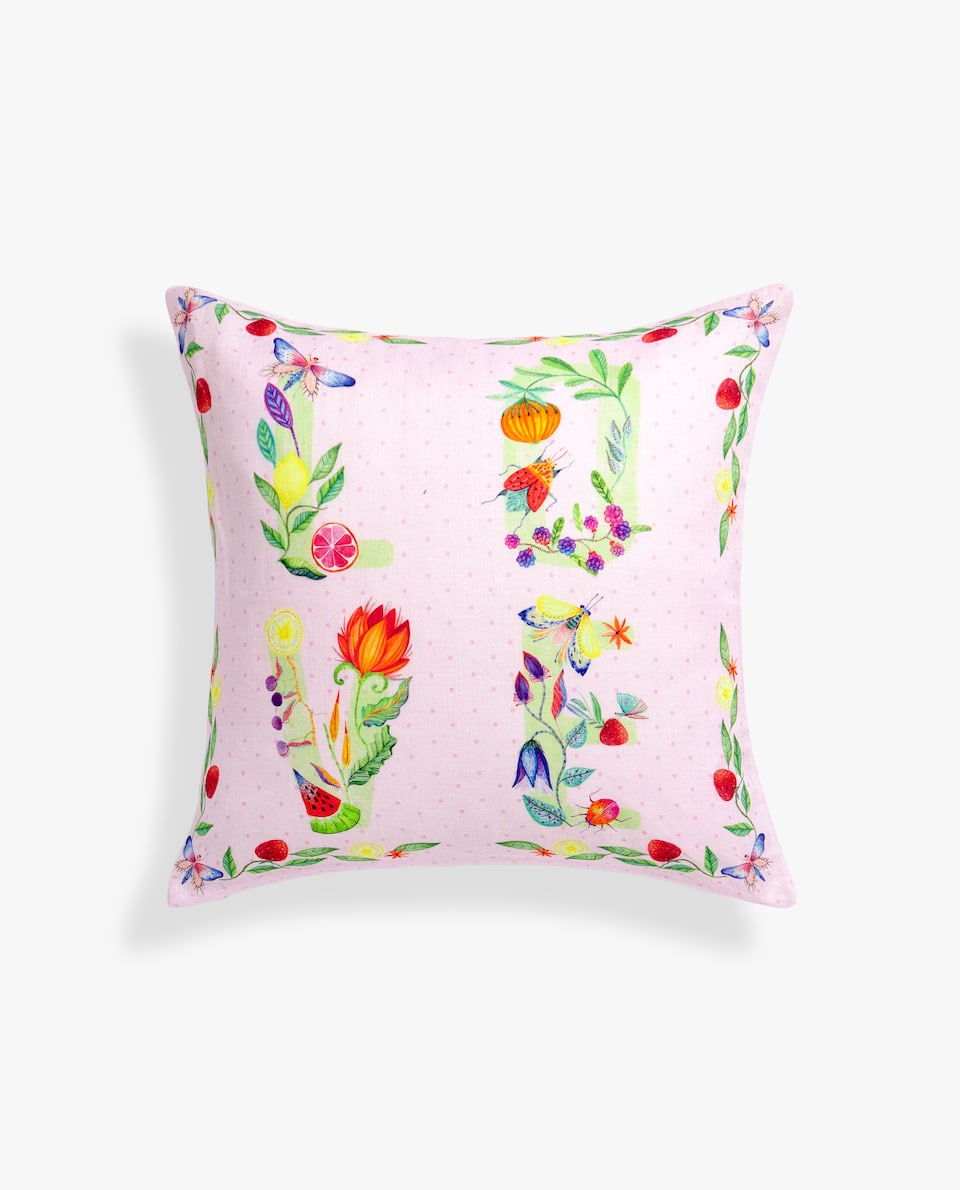 TUTTI LOVE CUSHION COVER