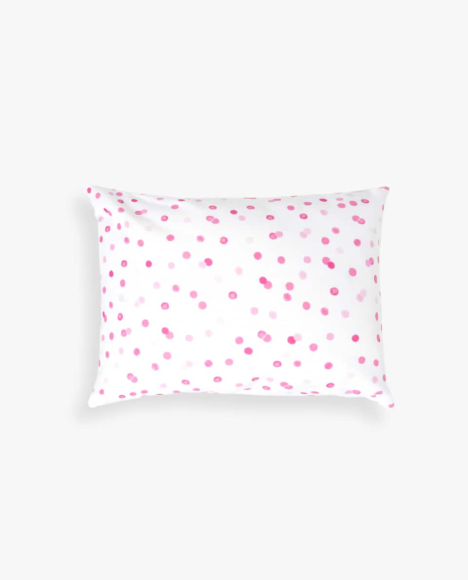 SPECKLED CUSHION COVER