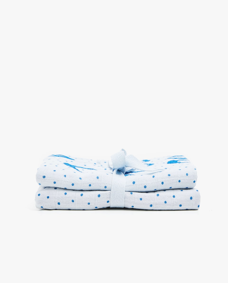 THIS IS MY BOY MUSLIN (SET OF 2)