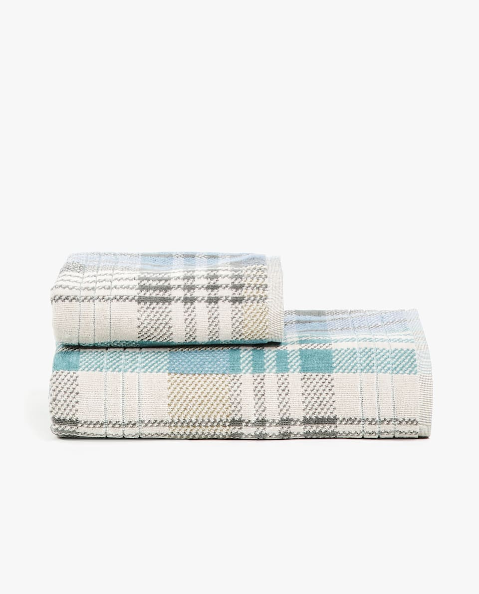 CONTRAST CHECK TOWEL