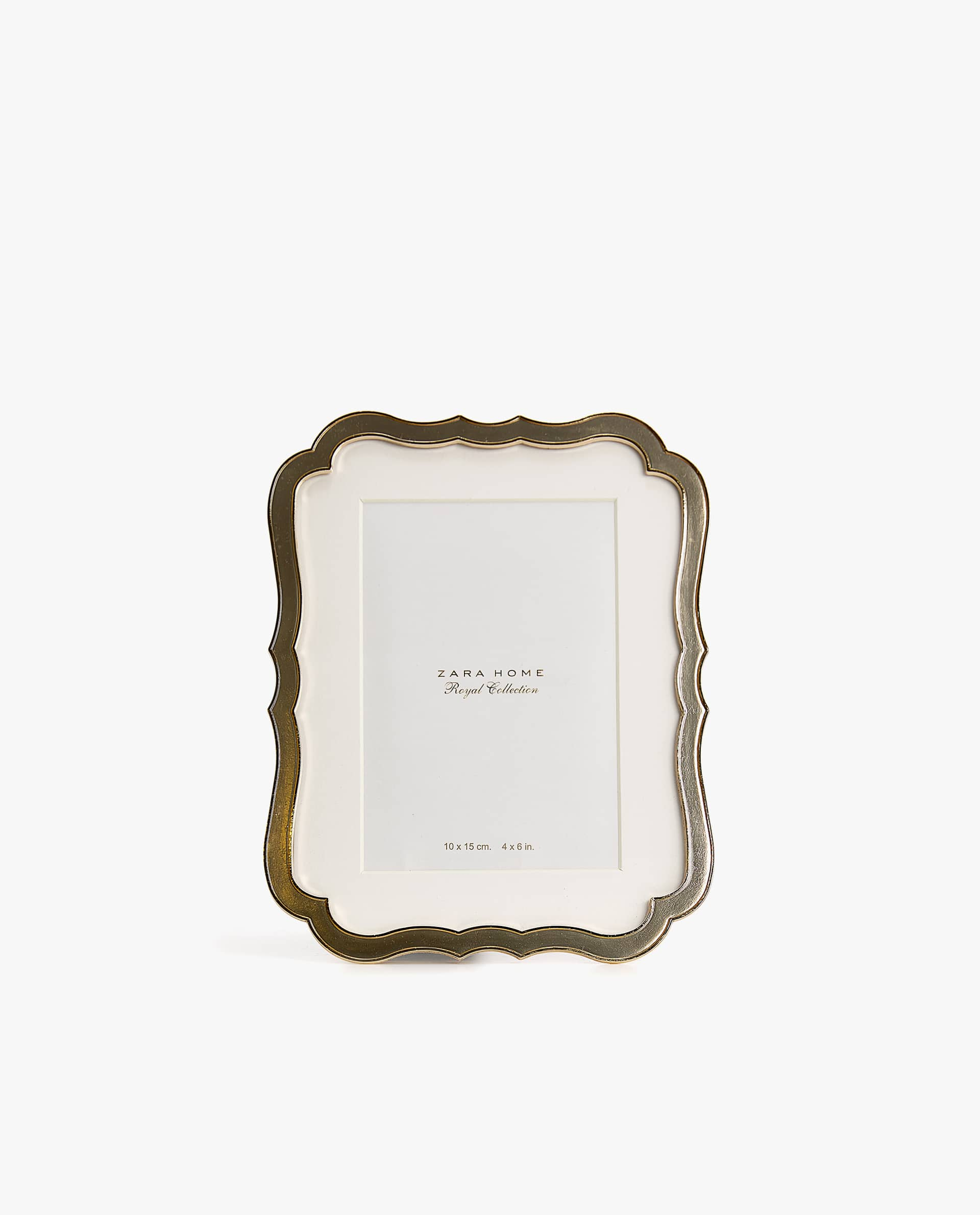 15a844df36b5 SCALLOPED GOLD-FINISH FRAME - See all - PHOTO FRAMES - DECORATION ...