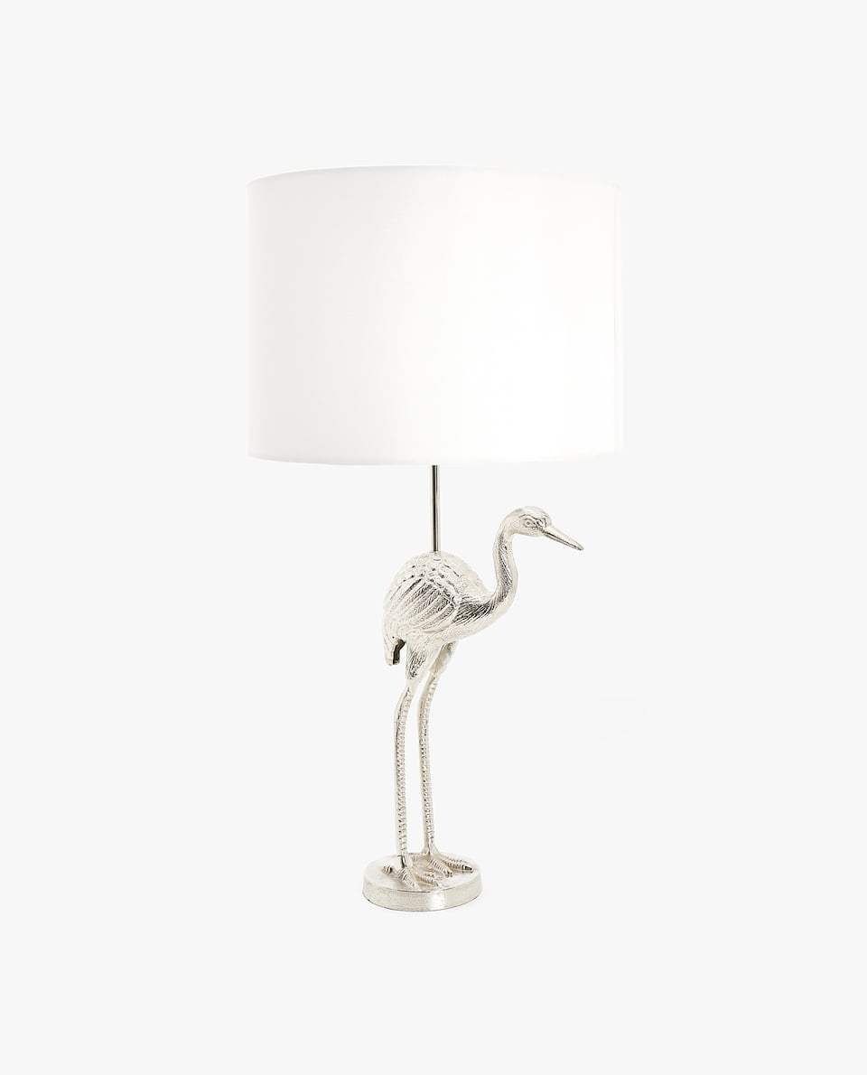 GLASS-BASE LAMP