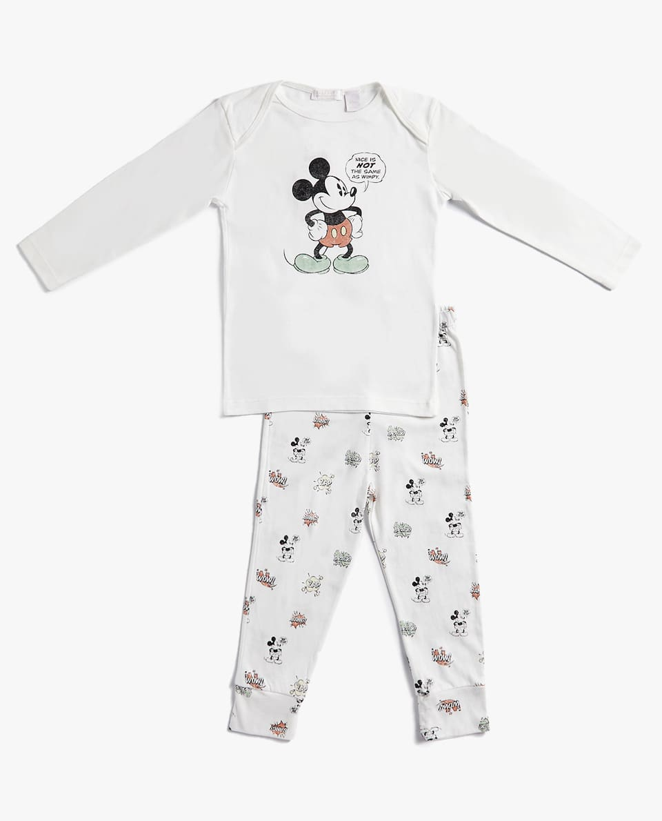 MICKEY MOUSE PYJAMA SET