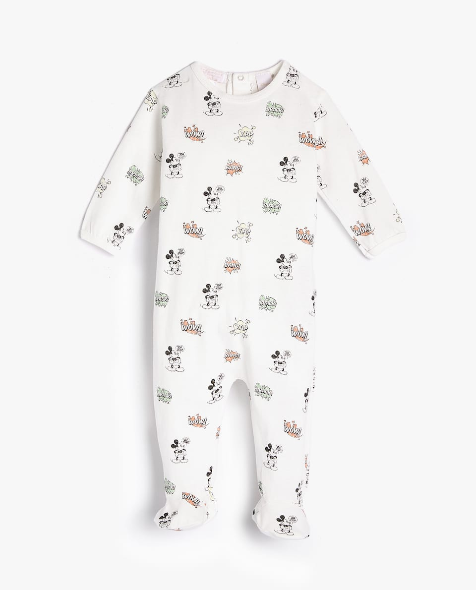 MICKEY MOUSE ROMPER SUIT