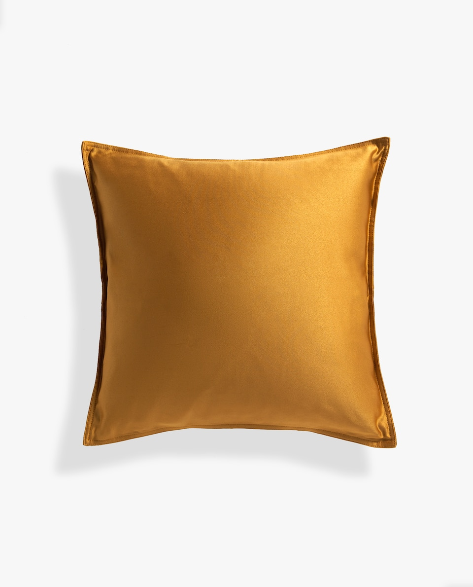 SMOOTH SATEEN CUSHION COVER