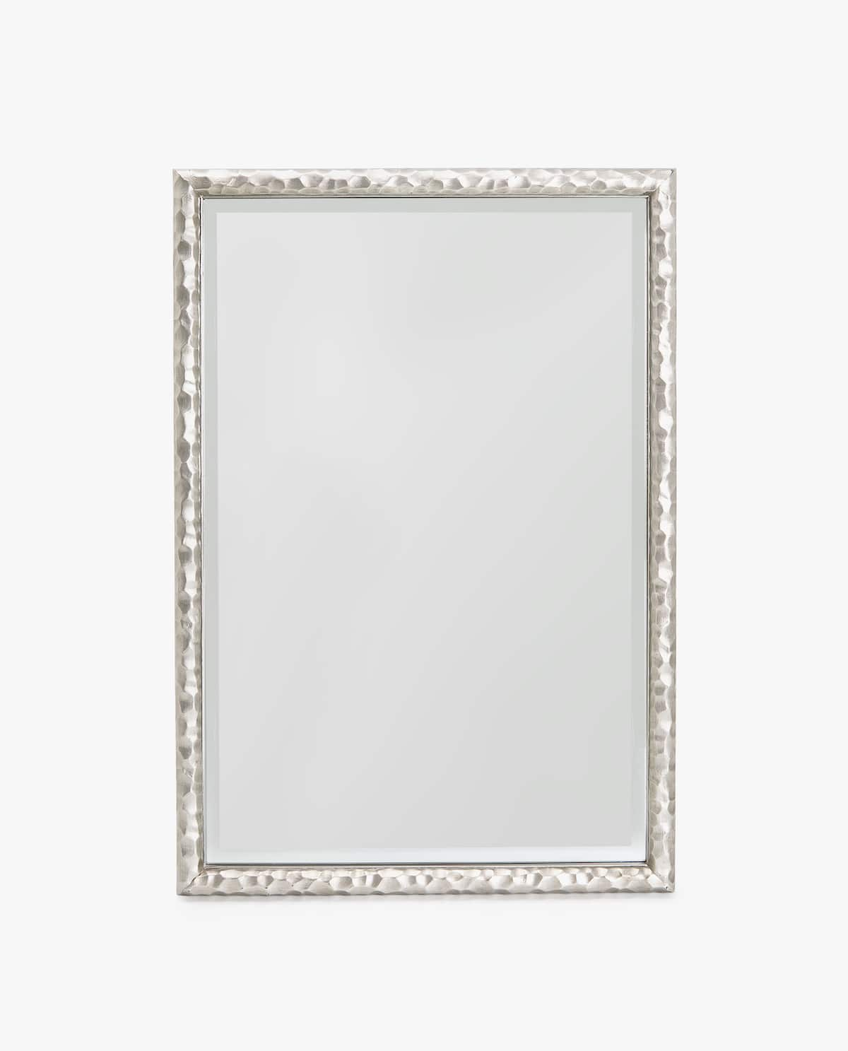 MIRROR WITH SILVER-TONED WOOD FRAME - MIRRORS - DECORATION | Zara ...