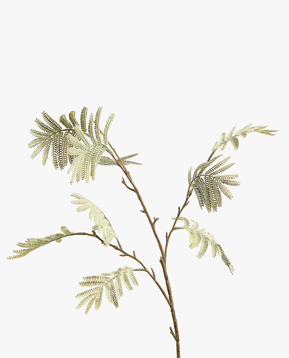 LARGE ARTIFICIAL FERN BRANCH