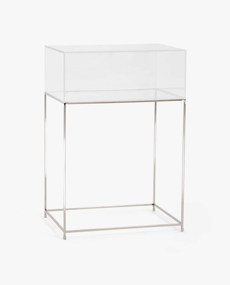 METHACRYLATE SIDE TABLE