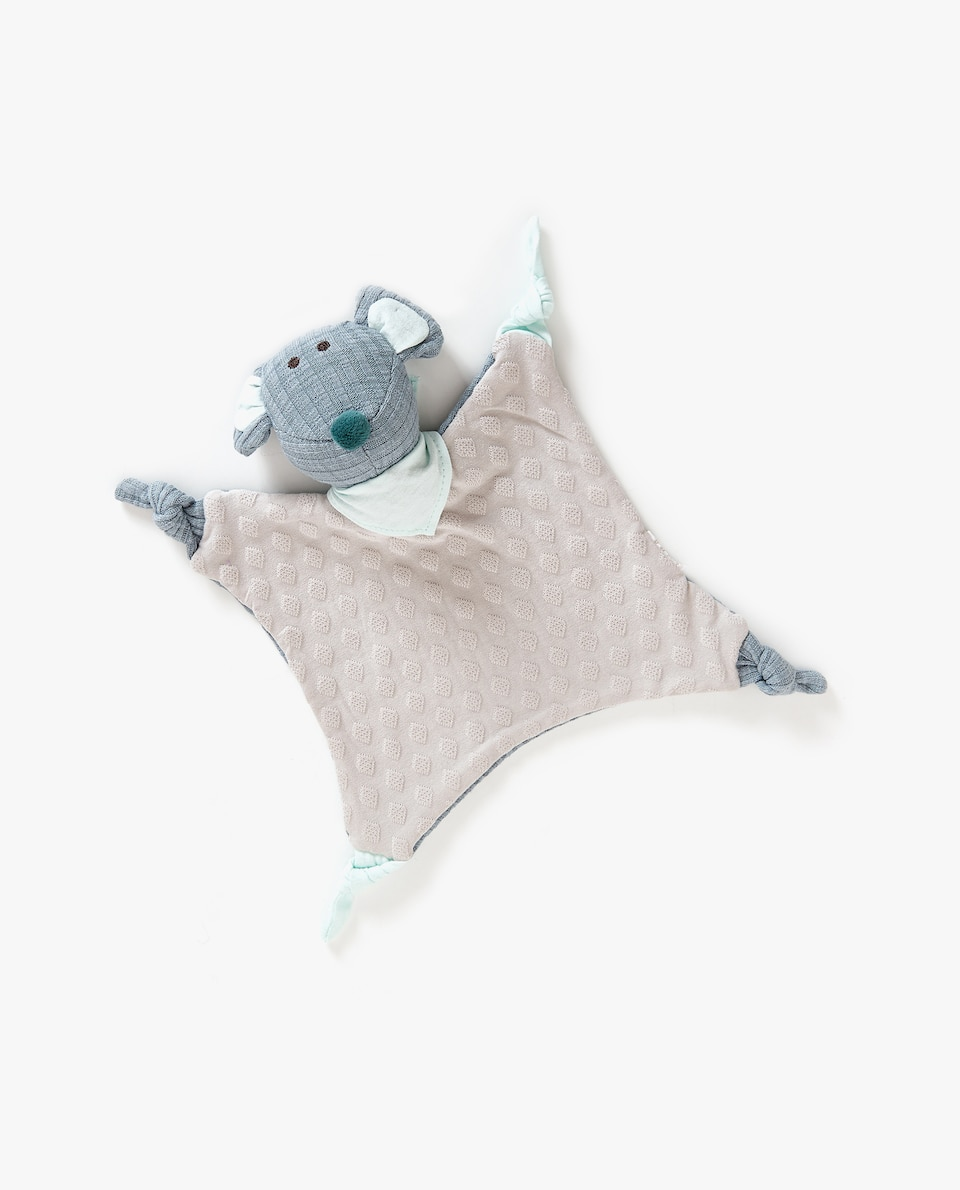 4505fa2dcb MOUSE BLANKIE WITH NECKERCHIEF - KIDS - NEW IN - NEW COLLECTION ...