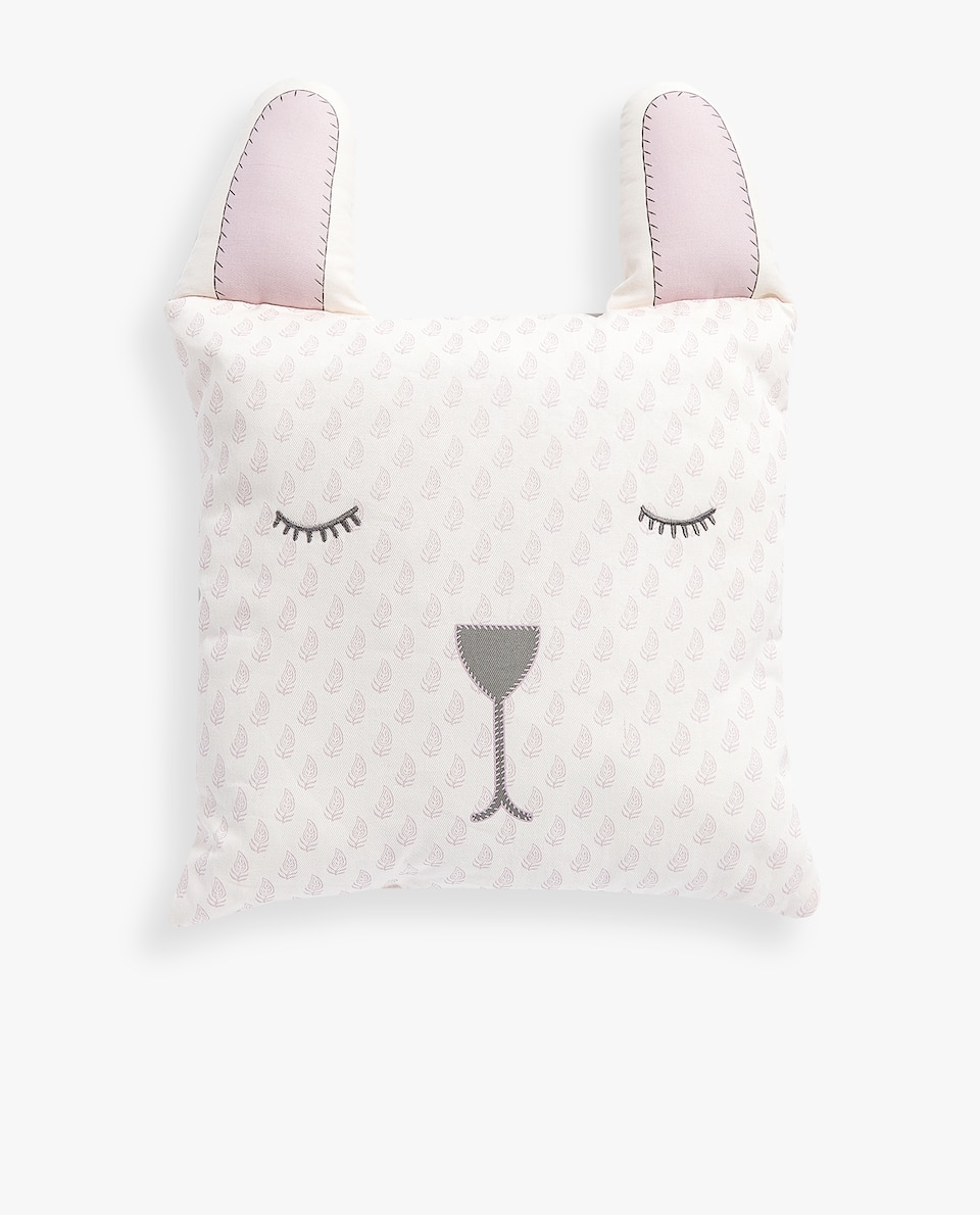 BUNNY CUSHION WITH EARS