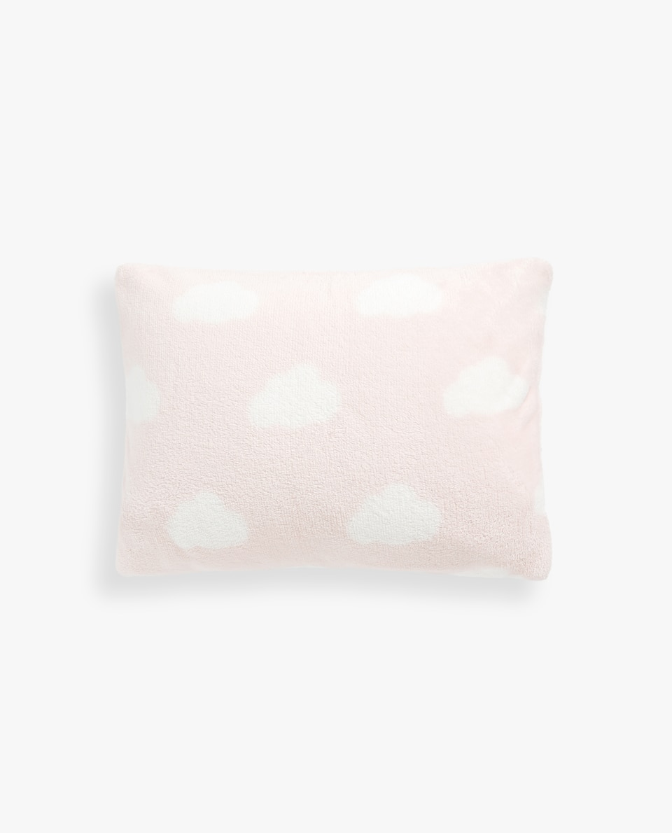 CLOUD PRINT CUSHION COVER
