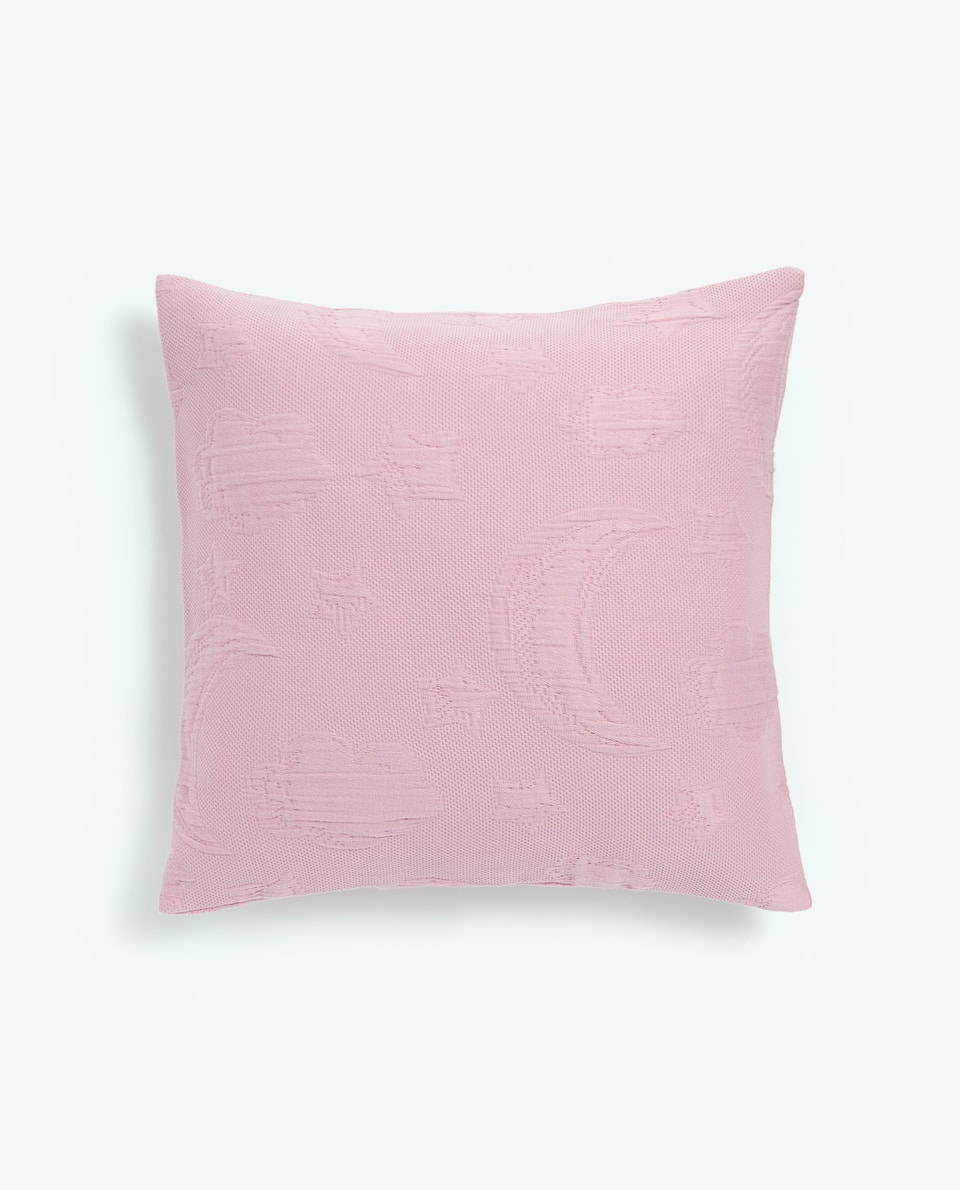 CLOUDS AND STARS CUSHION COVER