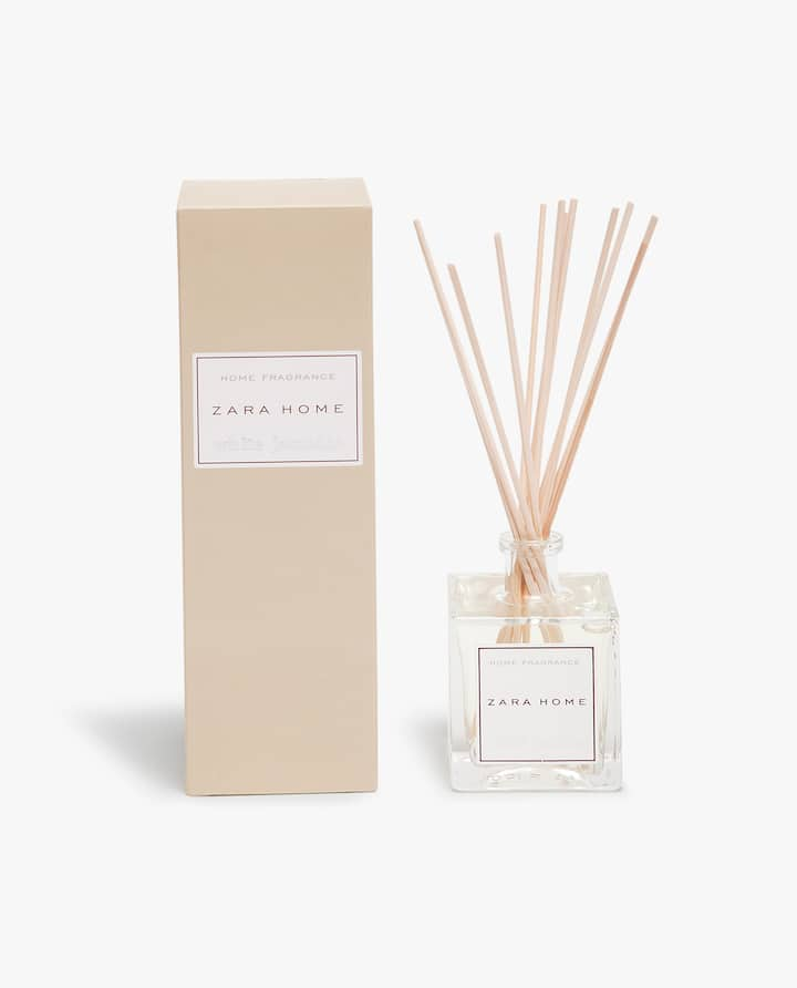 White Jasmine Scents Fragrances Zara Home Australia