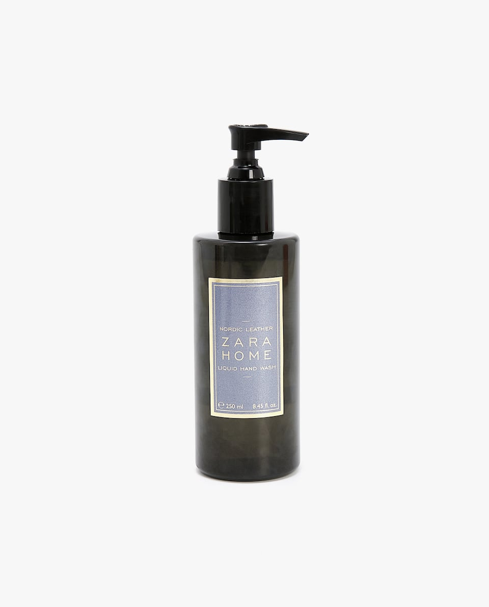 NORDIC LEATHER LIQUID HAND SOAP (250 ML)