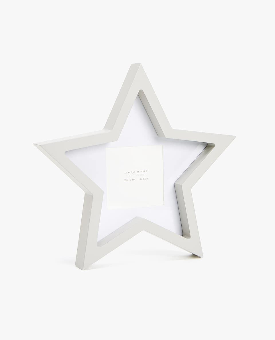 STAR-SHAPED FRAME