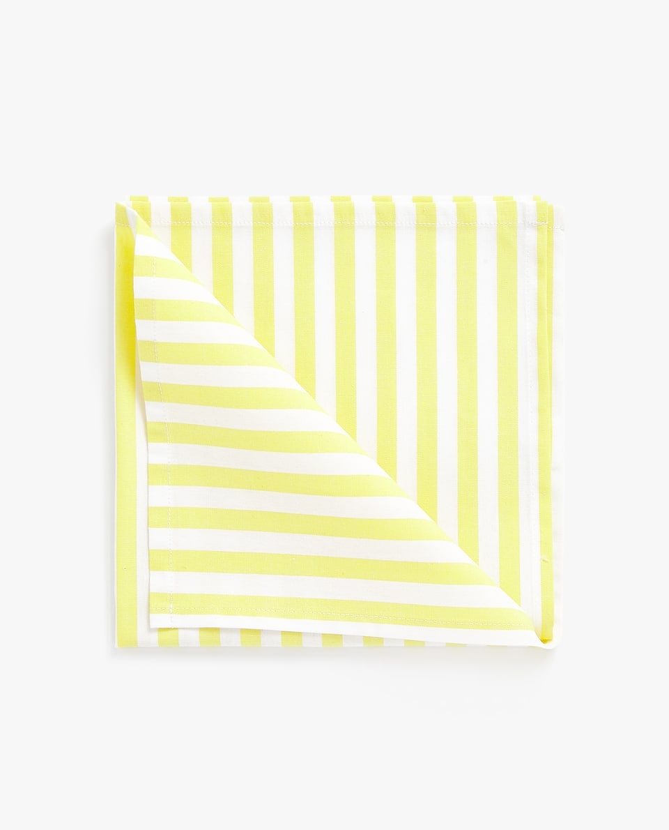 STRIPED NAPKIN (SET OF 2)