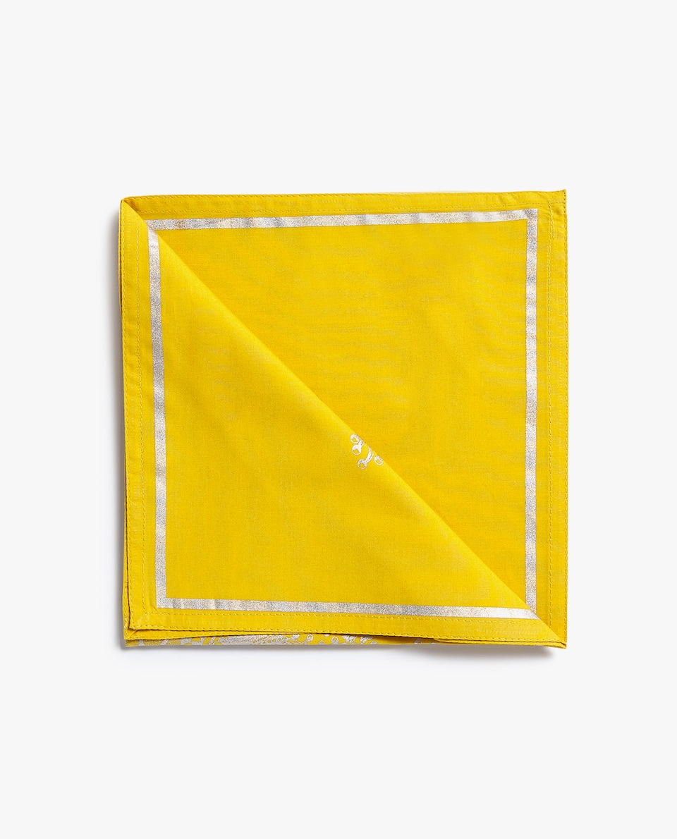 MARINE DESIGN NAPKIN (PACK OF 4)