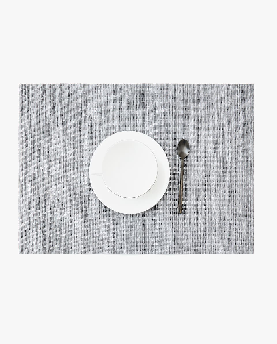 PLASTIC PLACEMAT (PACK OF 2)