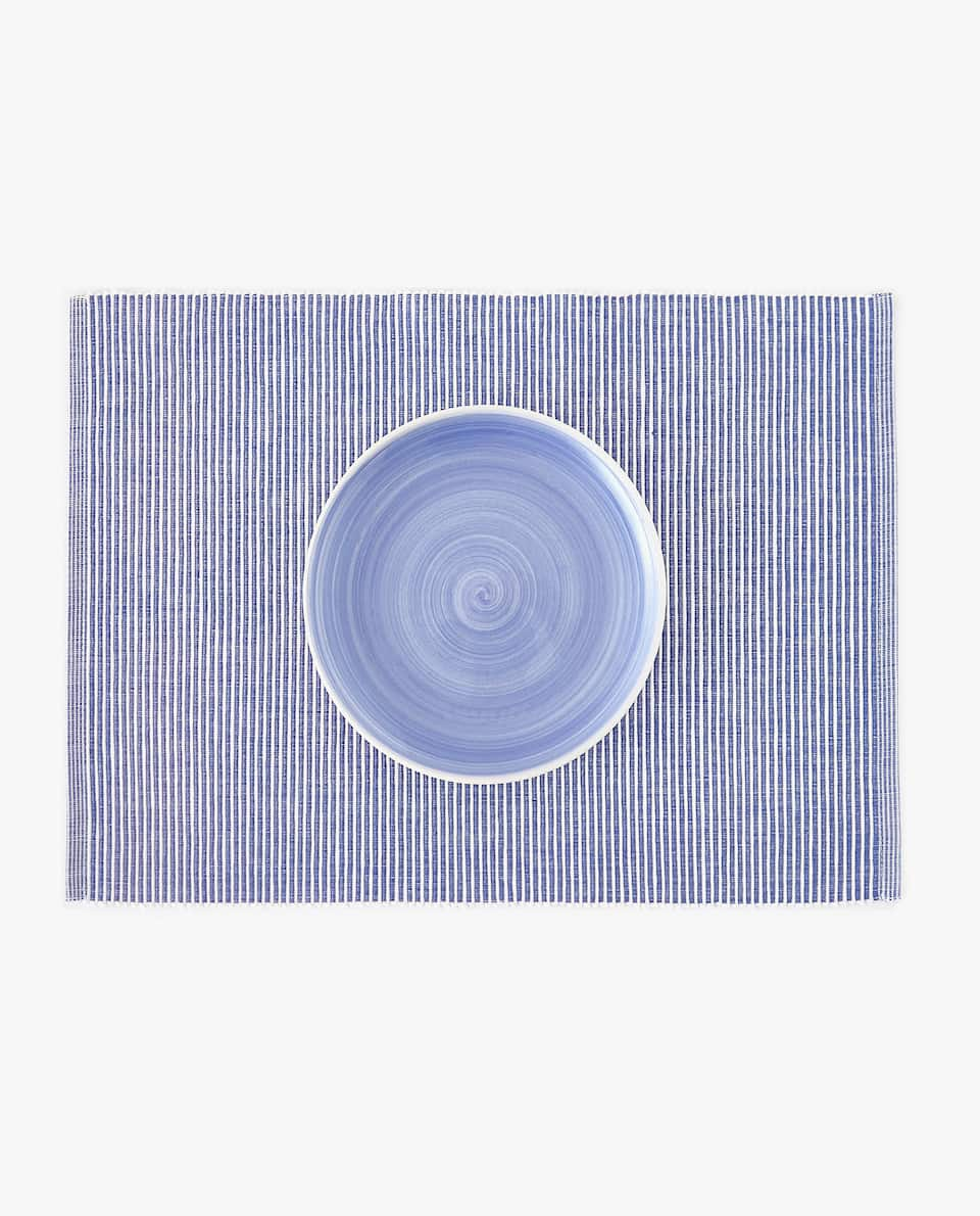 RIBBED PLACEMAT (SET OF 2)