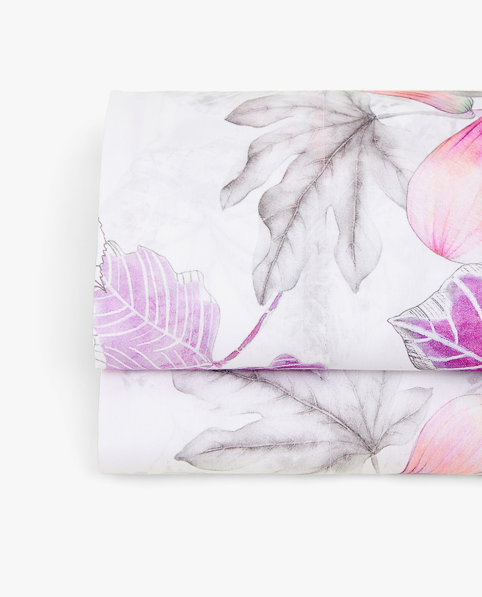 FRUIT PRINT FLAT SHEET
