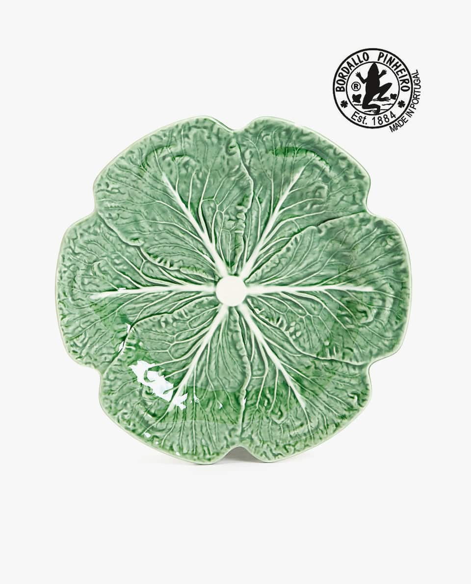 CABBAGE CHARGER PLATE