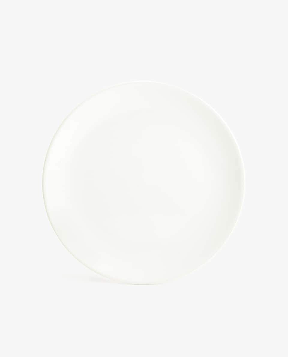 EARTHENWARE DINNER PLATE