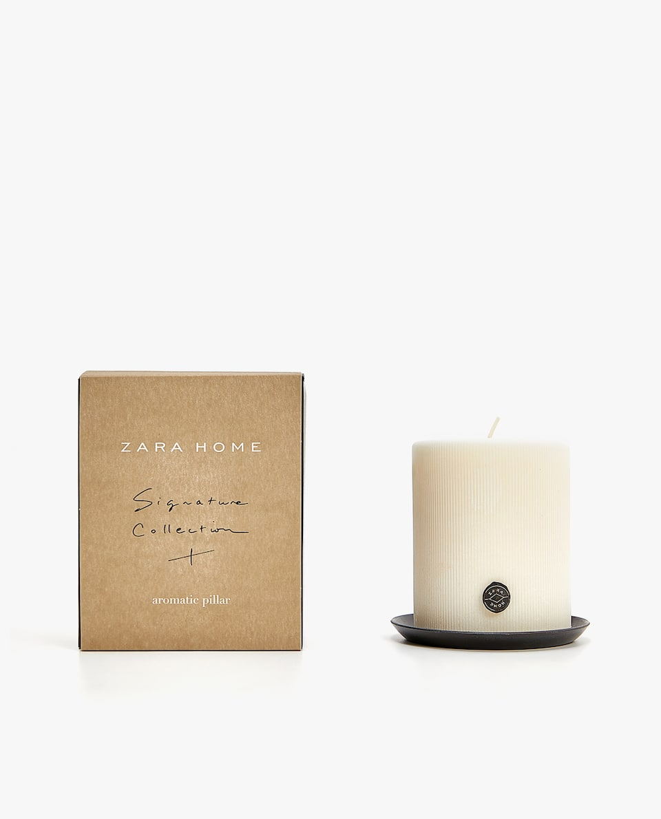 SCENTED CANDLE I