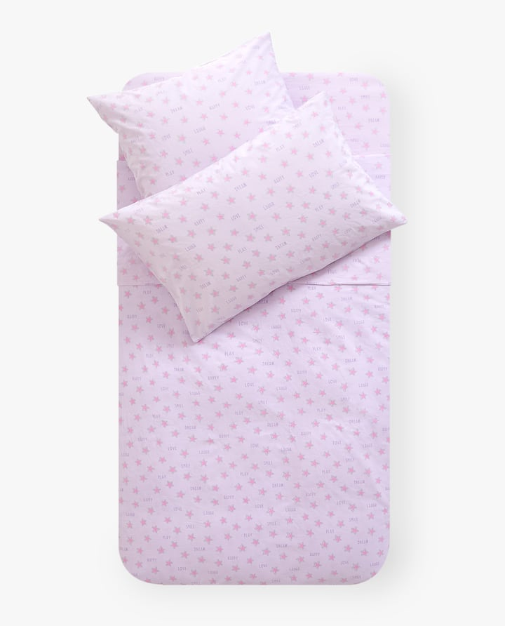 f48133e7ffce7 Image of the product STAR PRINT DUVET COVER