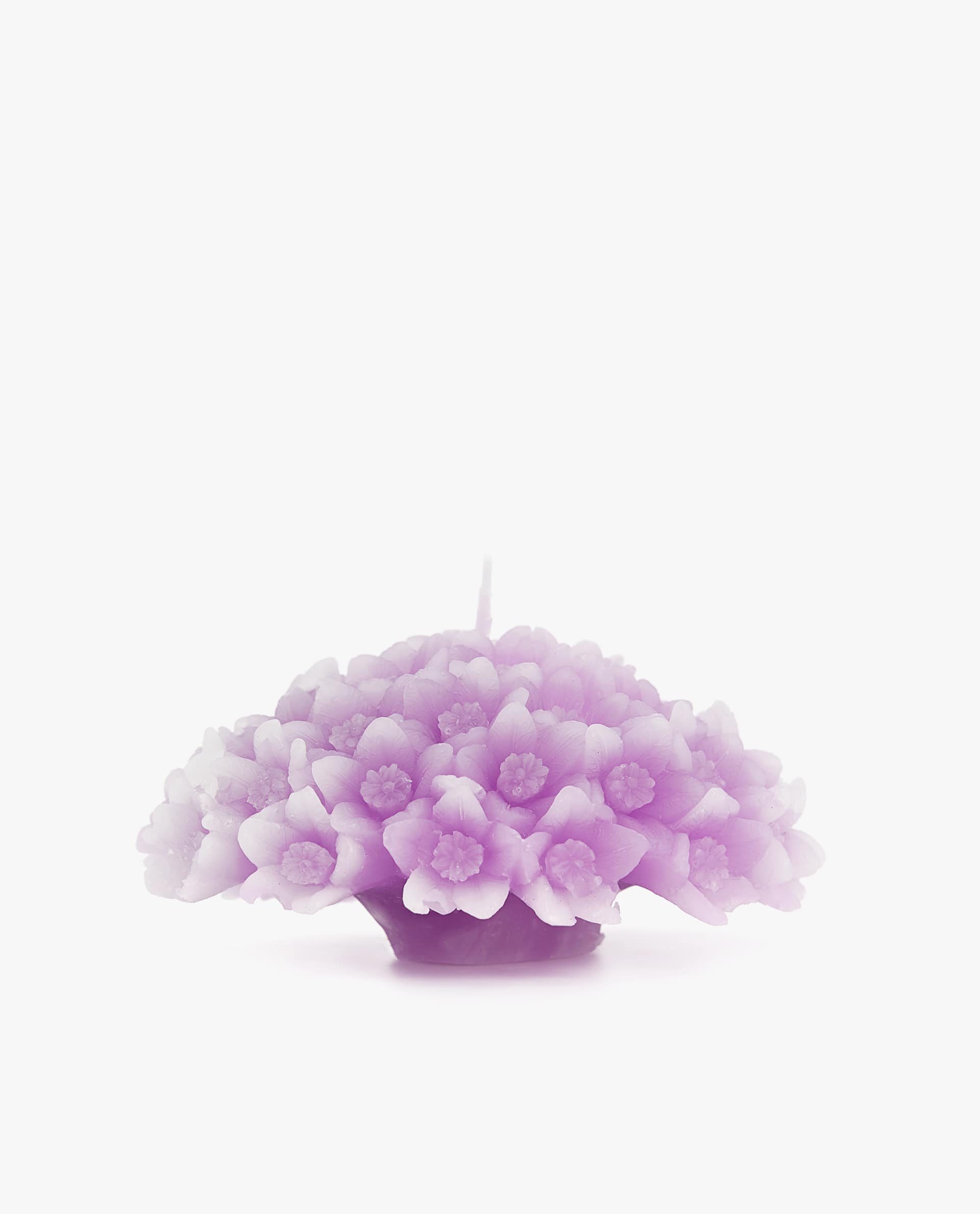 FLORAL SHAPED CANDLE