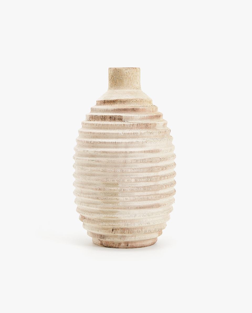 DECORATIVE WOODEN OBJECT
