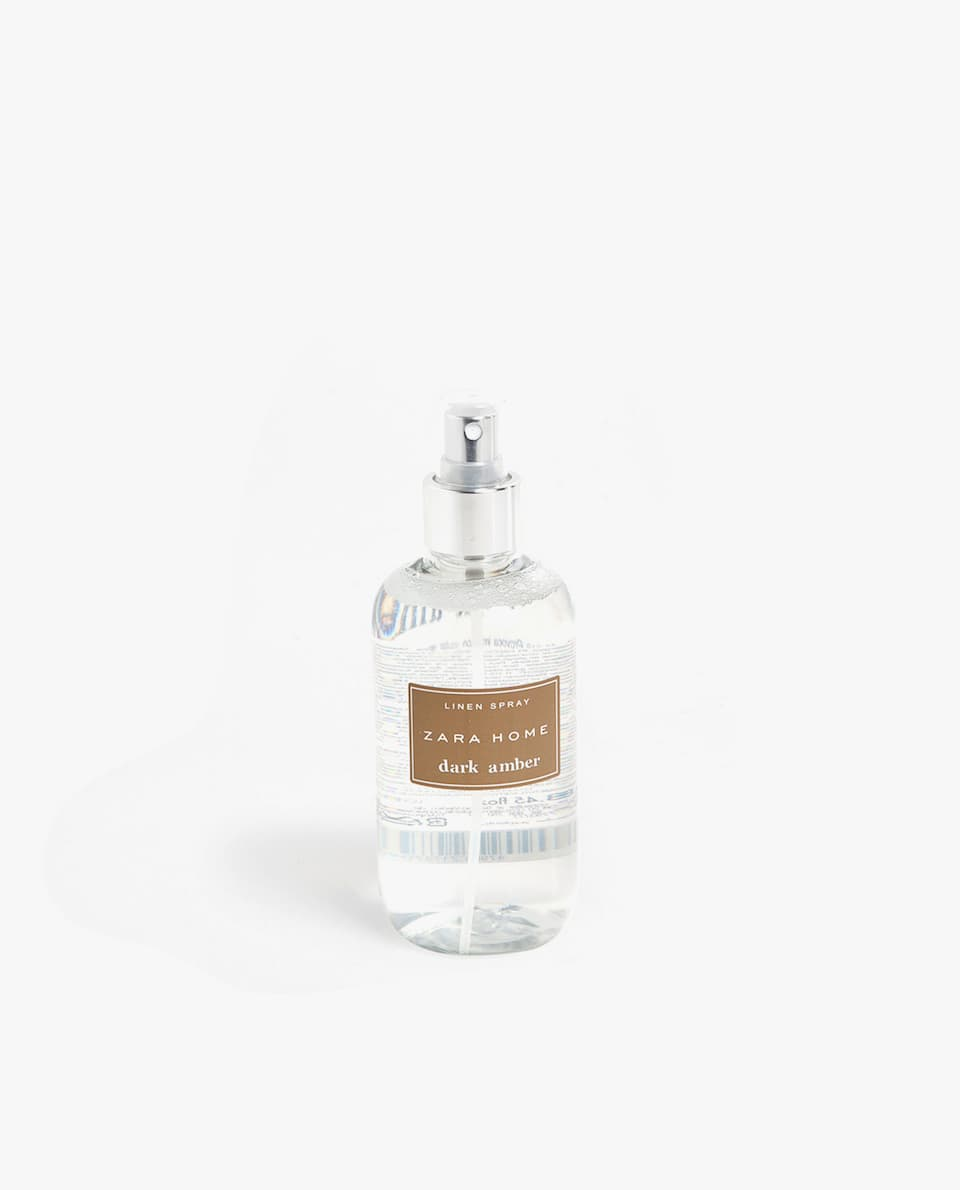 DARK AMBER LINEN SPRAY (250 ML)