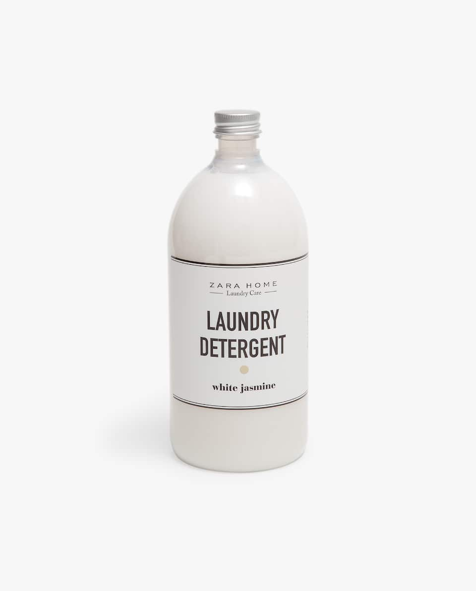 WHITE JASMINE LAUNDRY DETERGENT