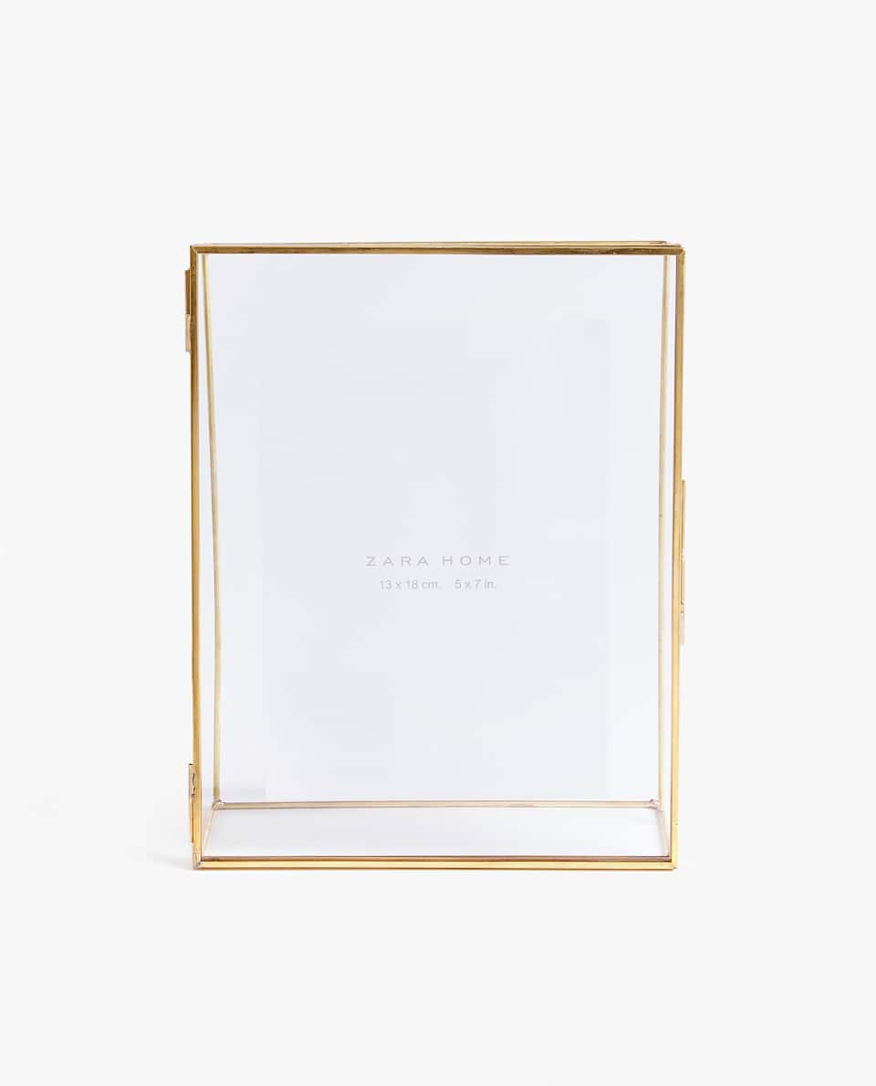 GOLD STRUCTURE FRAME