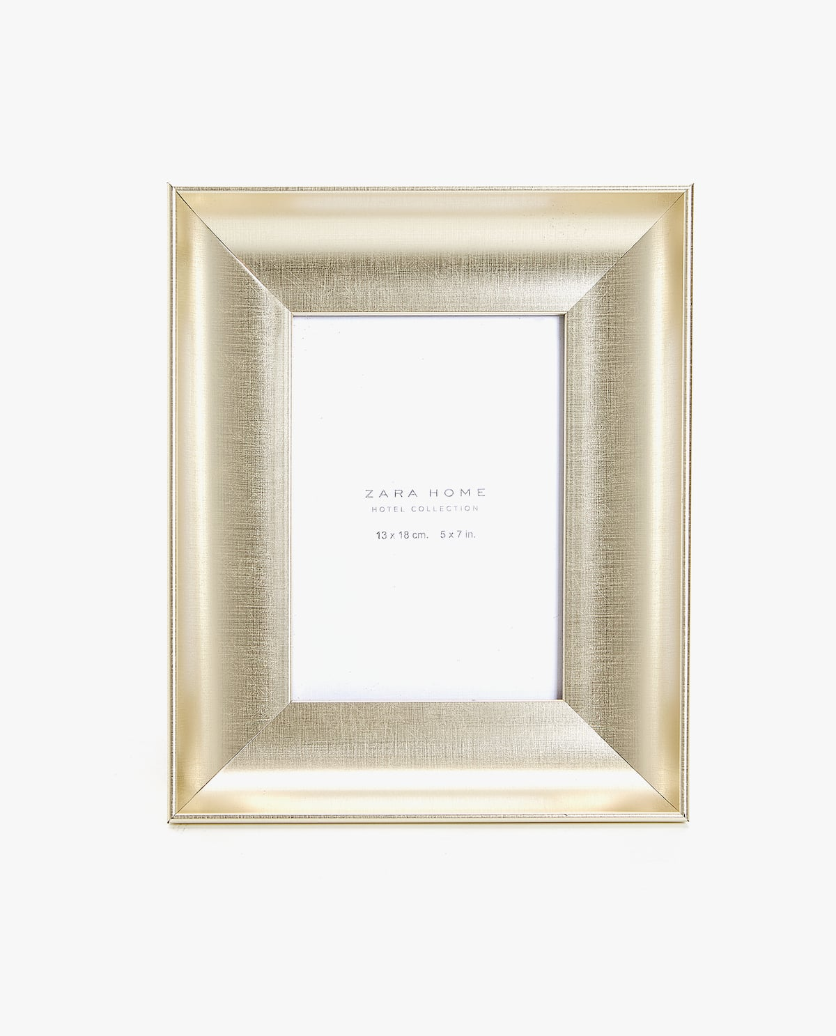WIDE GREY FRAME - VIEW ALL - PHOTO FRAMES - DECORATION | Zara Home Spain