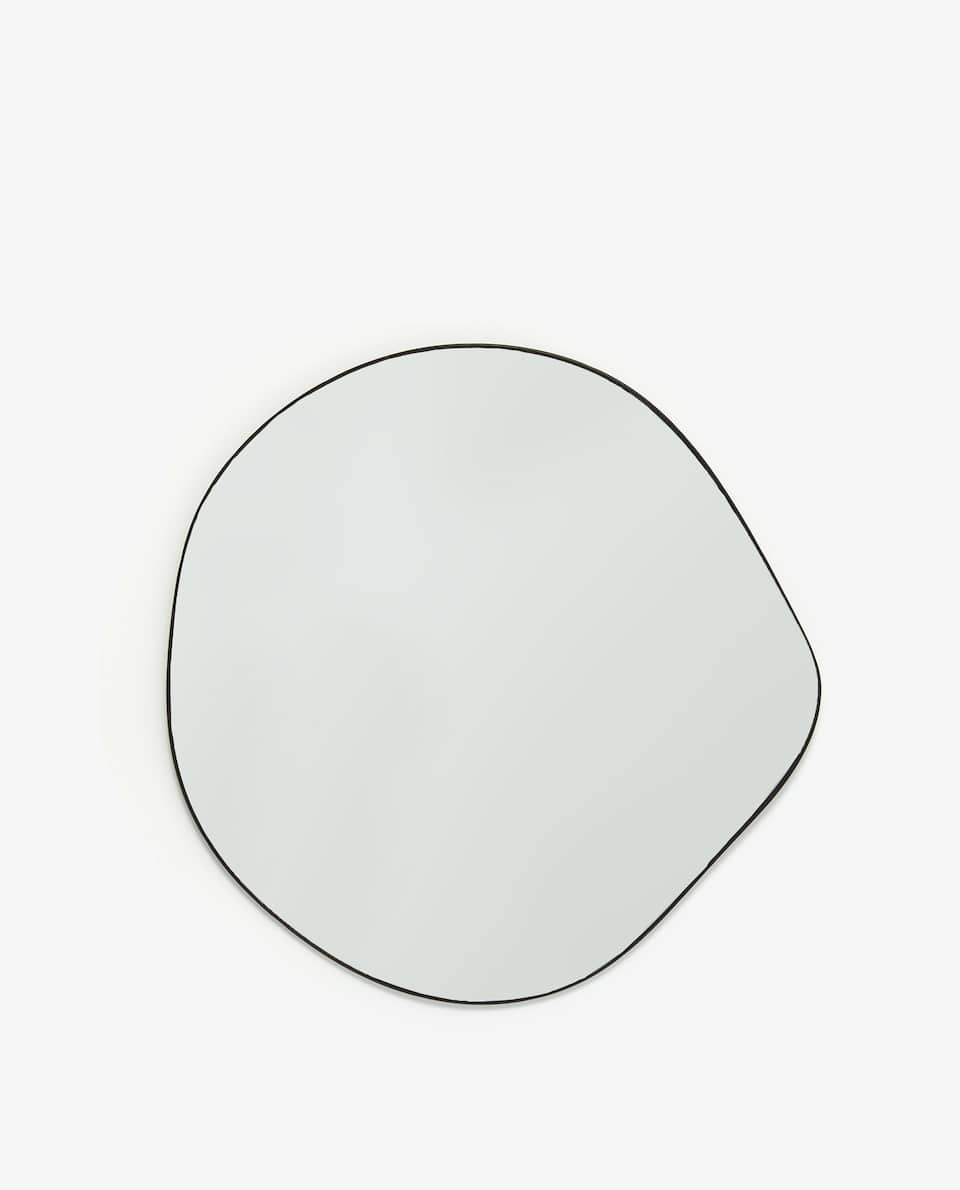 IRREGULAR SHAPED MIRROR