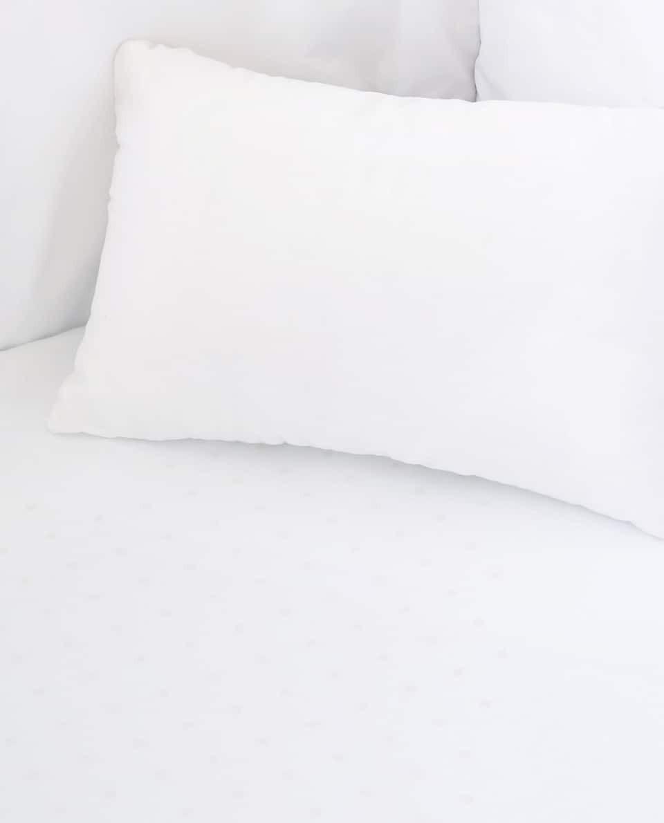 Knit Cotton Mini Cot Fitted Sheet (Set of 2)