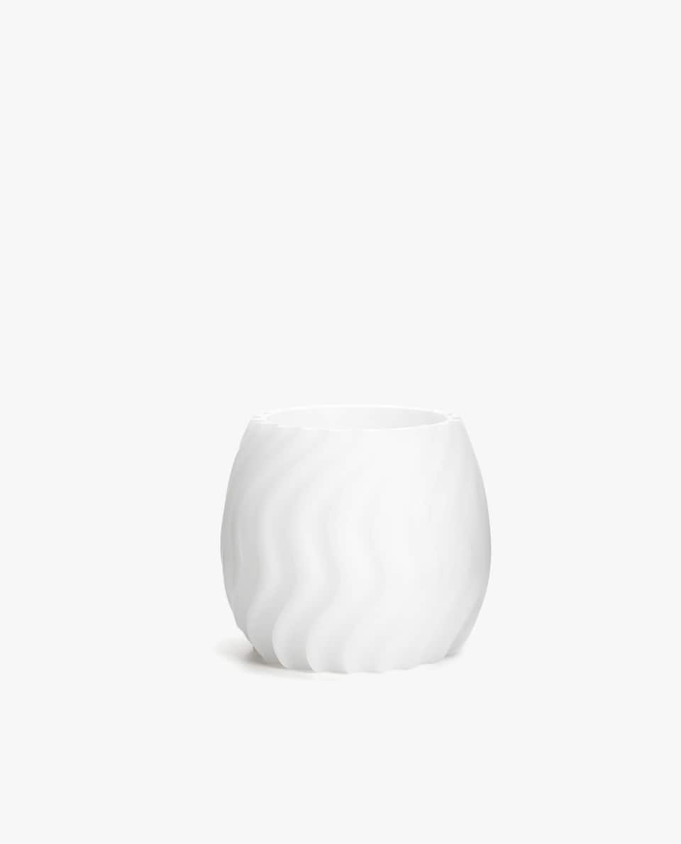 RIPPLES CONTAINER CANDLE