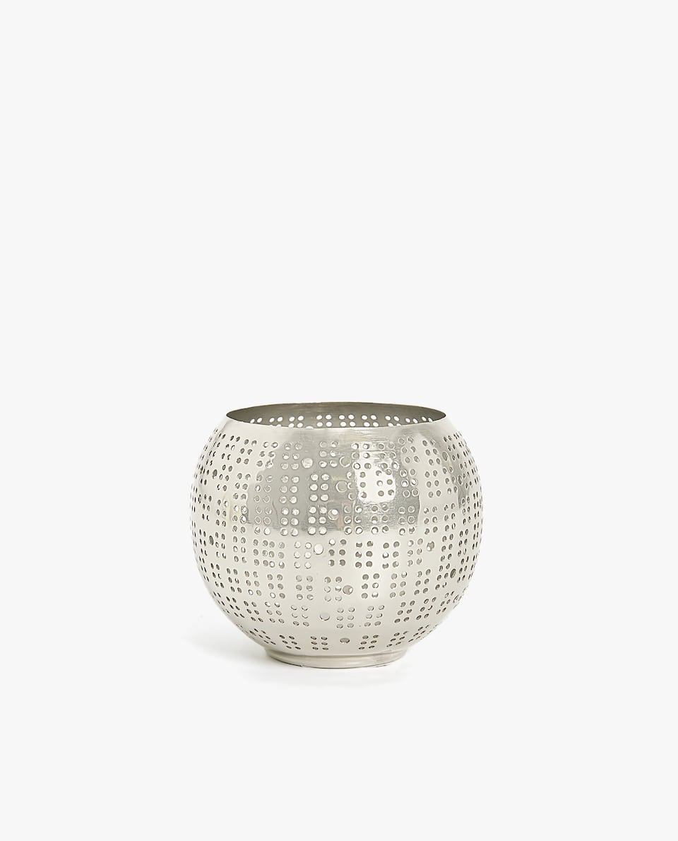 DOTTED TEALIGHT HOLDER
