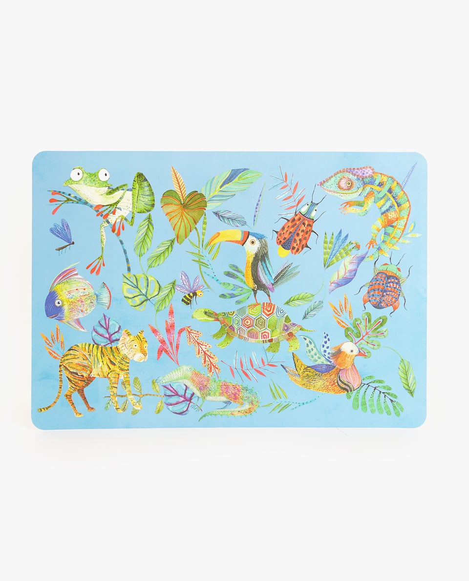TROPICAL PLACEMAT