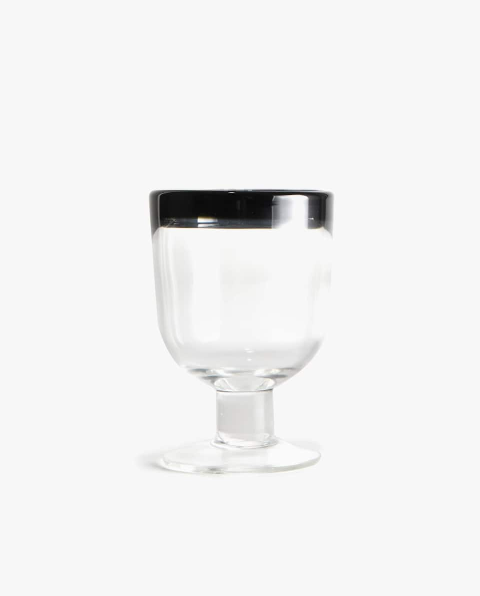 Champagne Wine Glasses Zara Home New Collection