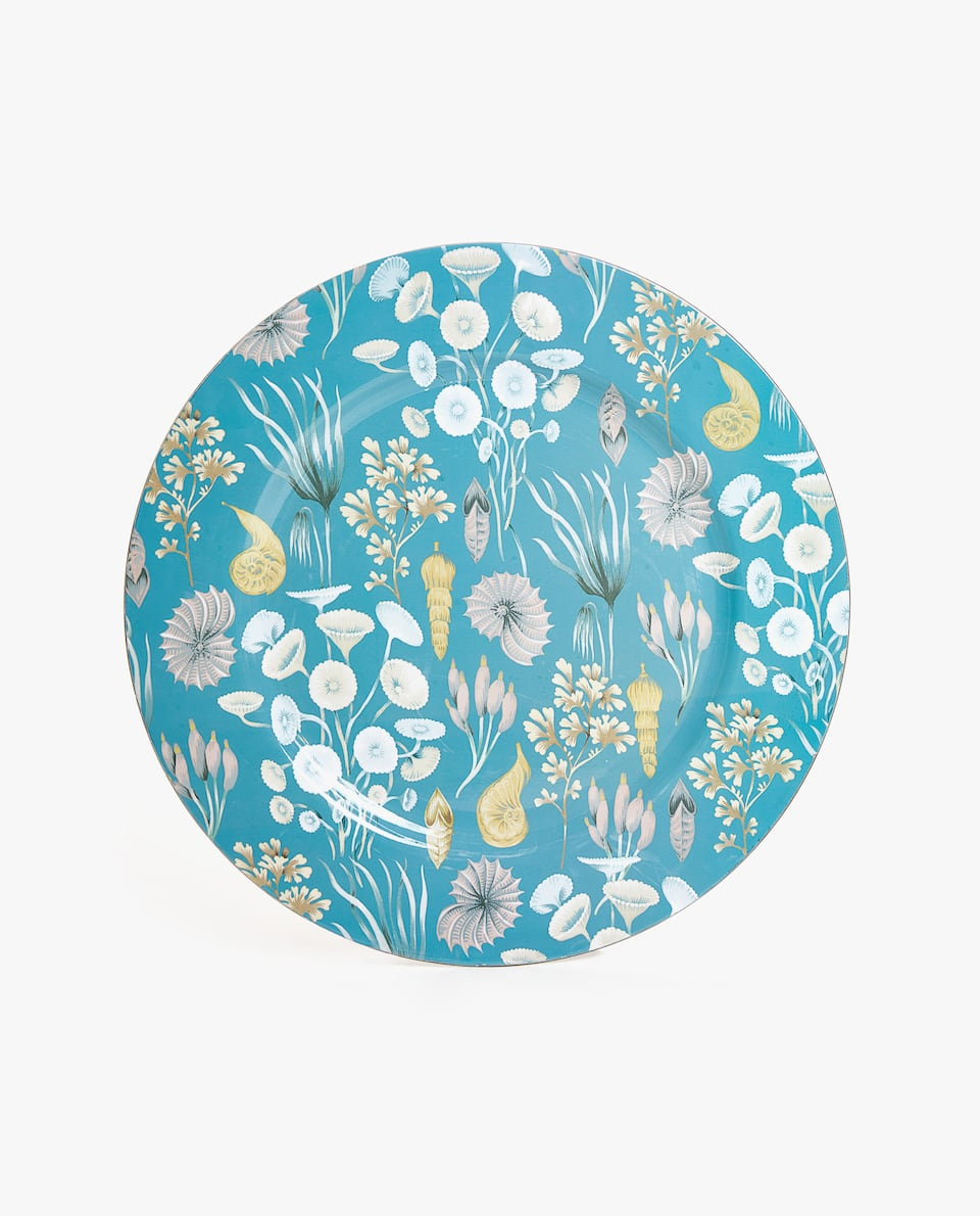 GEMS DESIGN CHARGER PLATE