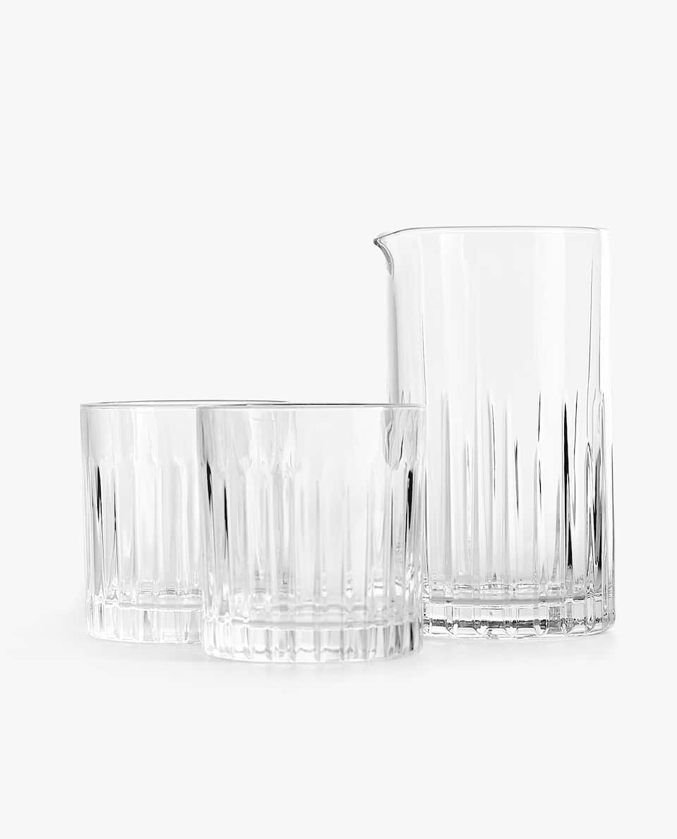 MIXING GLASS SET