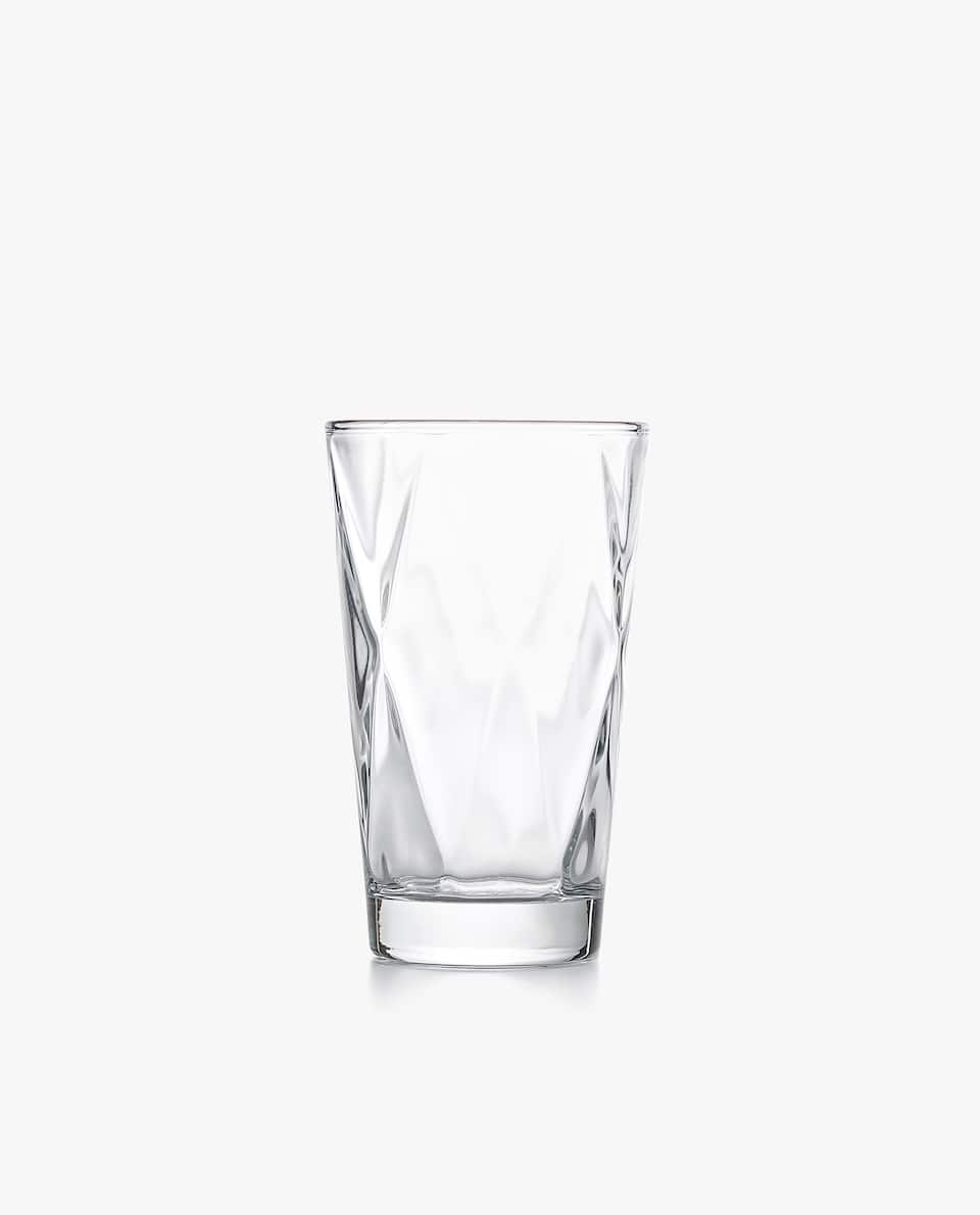 DIAMOND SOFT DRINK TUMBLER