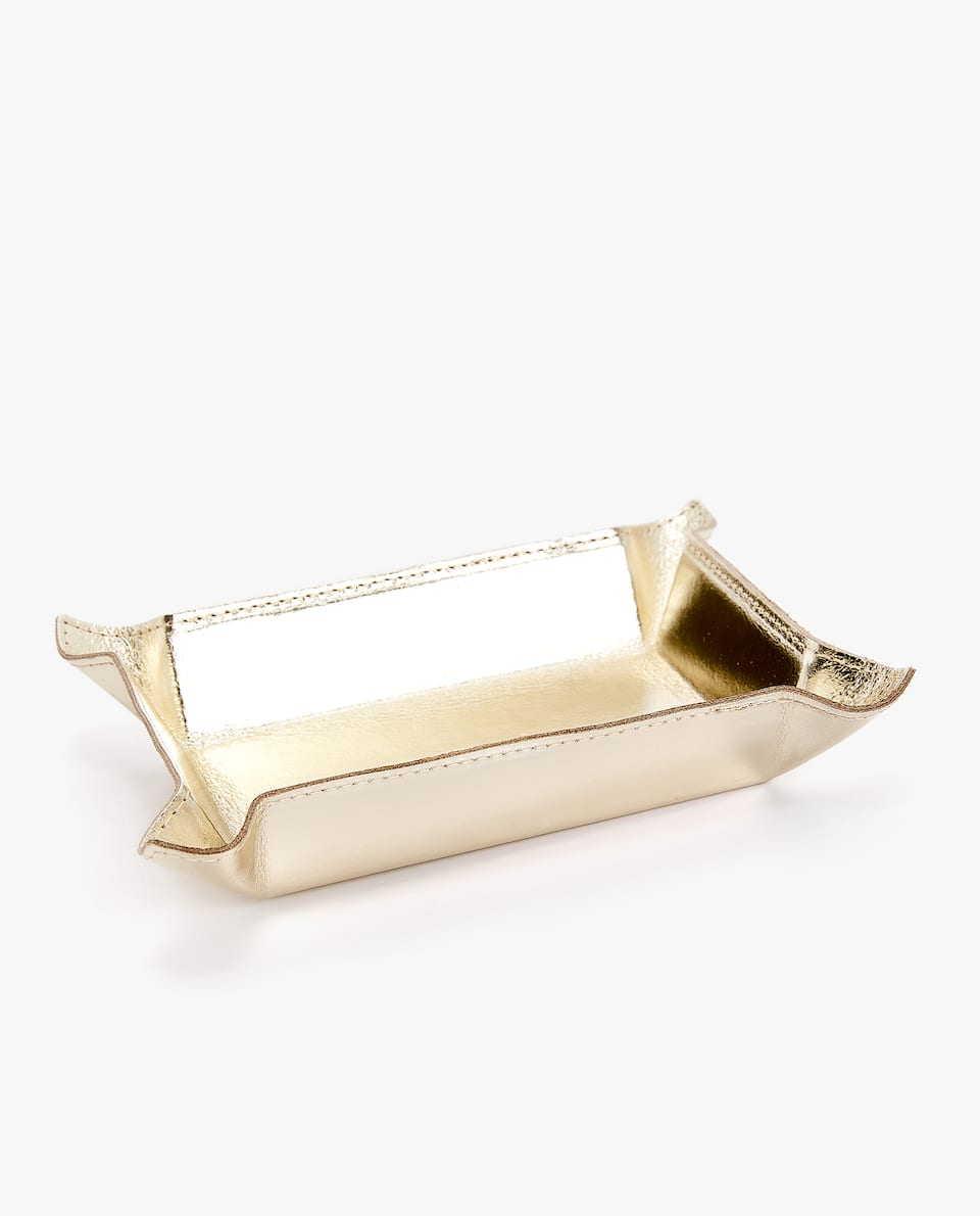GOLD SMALL CHANGE HOLDER