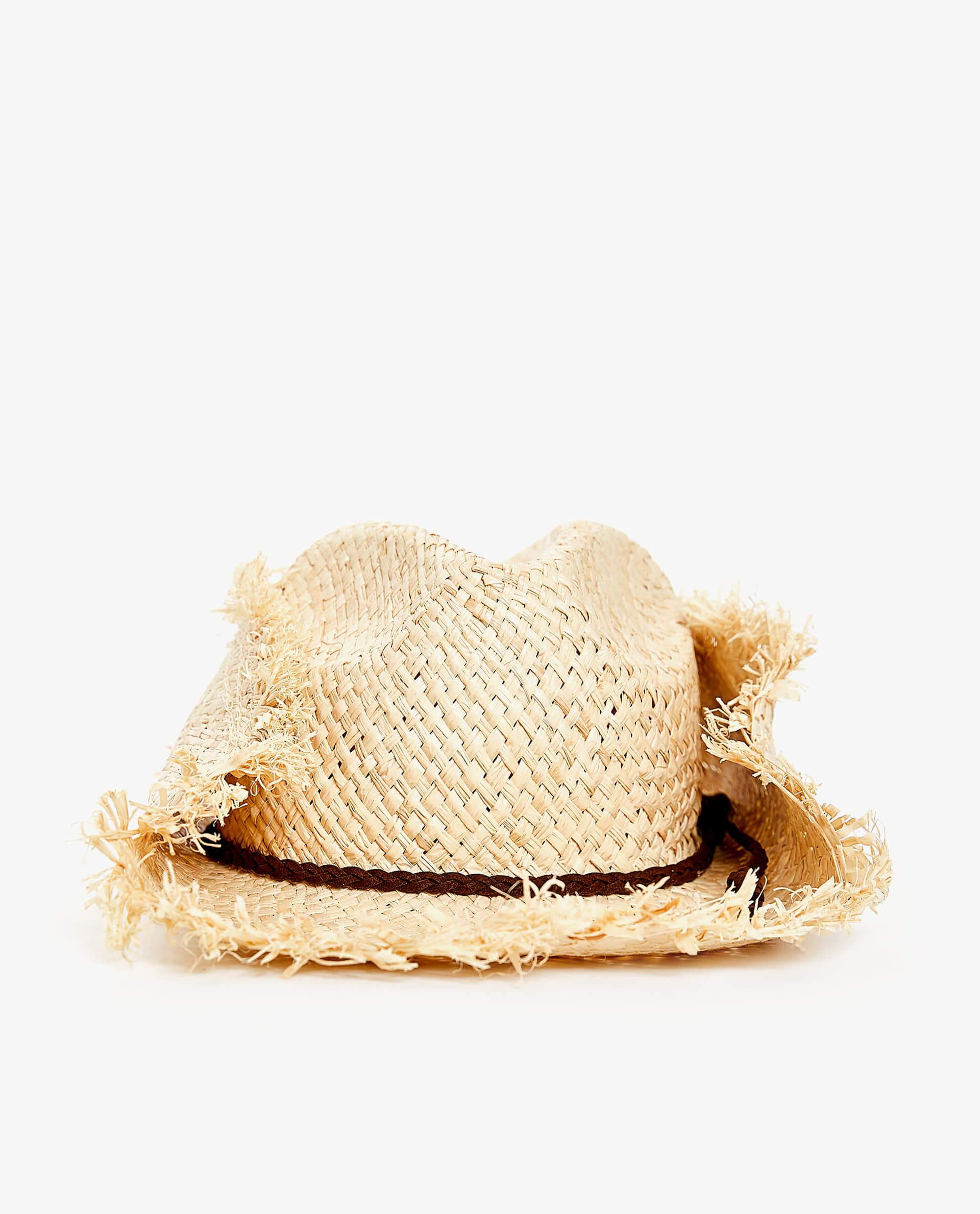 0ba13aa2 NATURAL RAFFIA HAT - KIDS 1 - 5 YEARS - CLOTHING & FOOTWEAR - KIDS ...