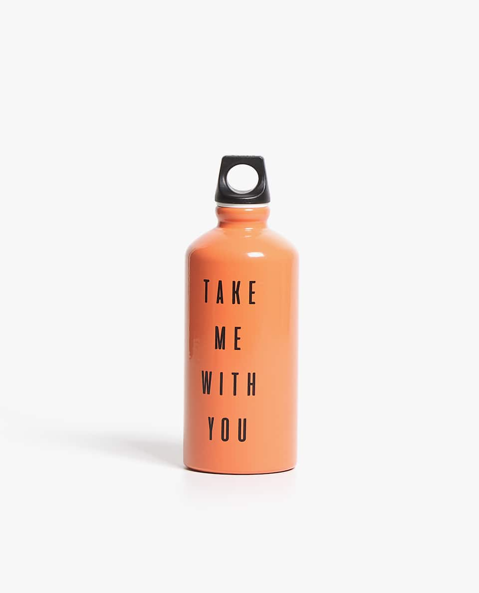 SLOGAN BOTTLE