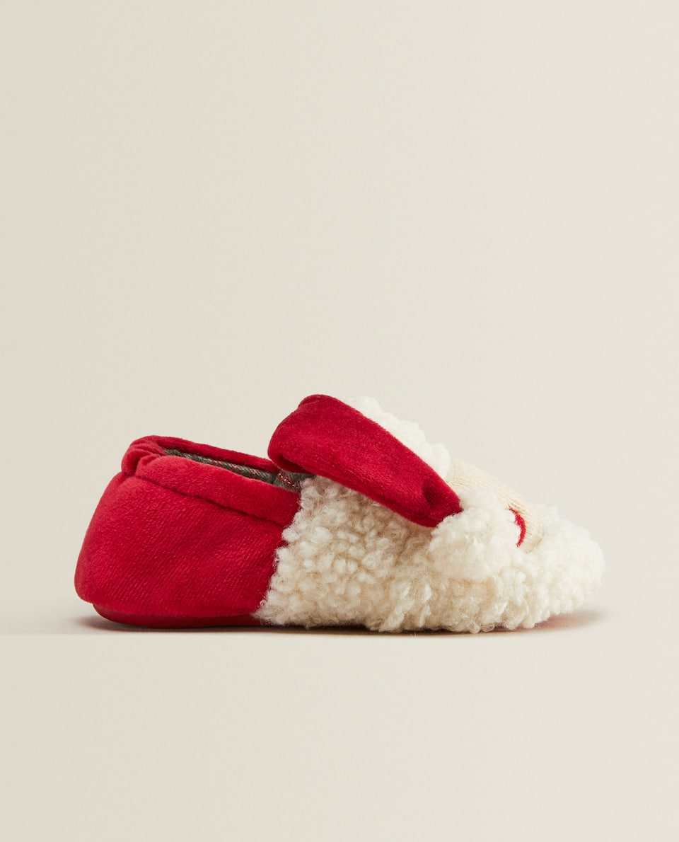 Santa Claus slippers