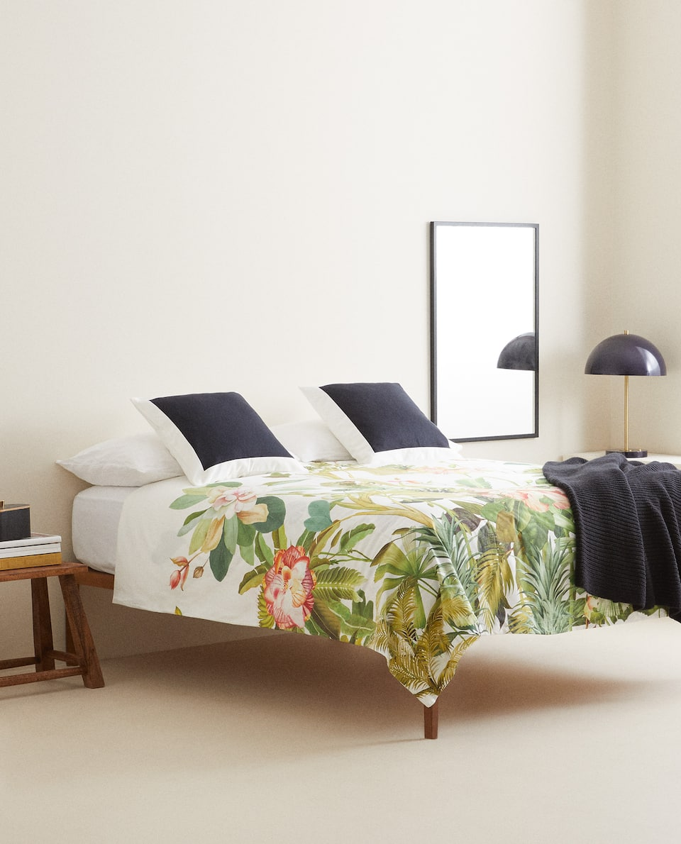 TROPICAL DUVET COVER