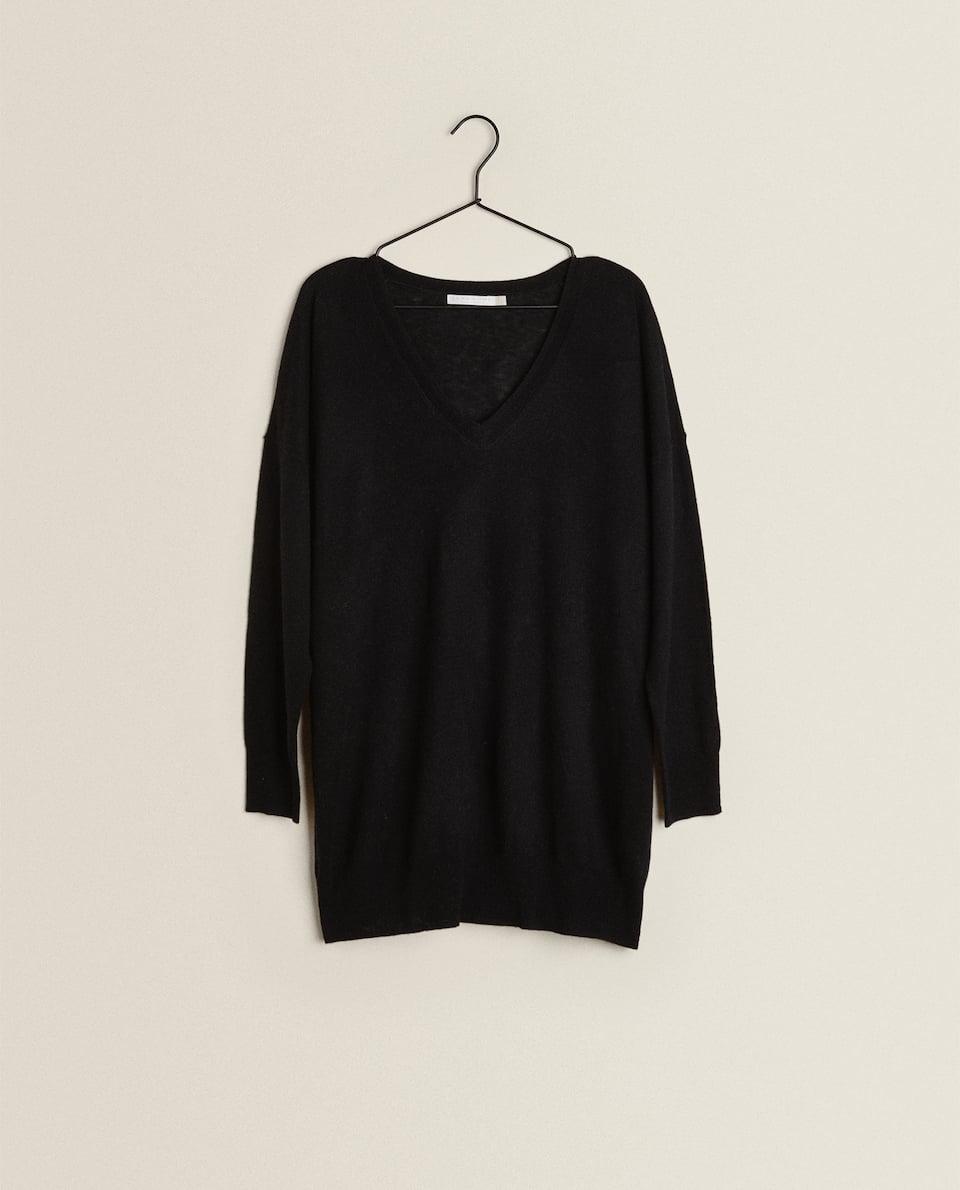 메리노 울 스웨터