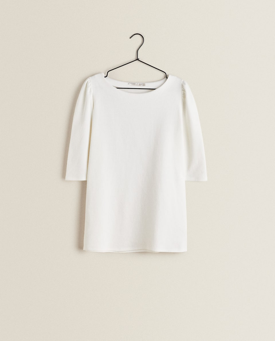 WIDE SLEEVE T-SHIRT